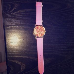 Accessories - Bright Pink Watch